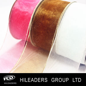 Nylon Sheer Ribbon, Decorative Ribbon