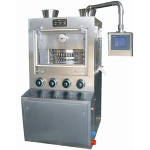 Touch Rotary Tablet Press Machine (ZP37) pictures & photos