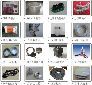 Liyu Solvent Printer Spare Parts pictures & photos