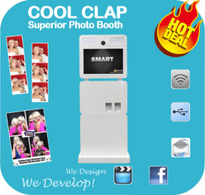 New Portable Touch Screen Digital Photo Printing Machine Good for Wedding, Party, Events