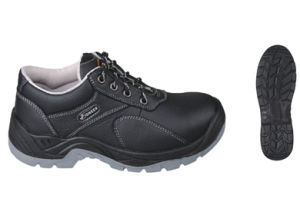 CE S1p Industry Safety Shoes with PU Sole Um625b pictures & photos