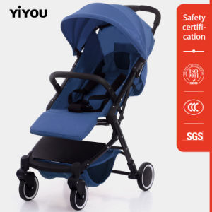 Hot Popular Colorful Simple Aluminum Alloy Baby Buggy pictures & photos