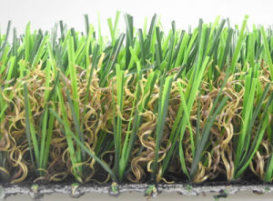 Chinese Hot Evergreen Artificial Turfgrass Carpet (L40-U6) pictures & photos