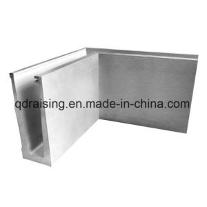 Aluminum Glass Channel for out Door Balcony Railings pictures & photos