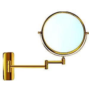 Square Bottom Cosmetic Titanium Colour Mirror (KW-Q217E) pictures & photos