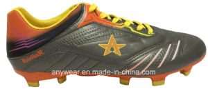 Men′s Soccer Football Boots with TPU Outsole Futsal Shoes (815-2544) pictures & photos
