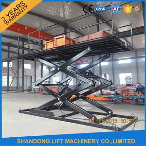 Hydraulic Lift for Car Wash Car Washing Llift pictures & photos