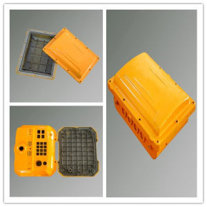 Aluminum Die Casting Enclosure with Black Anodize and Powder Coating pictures & photos