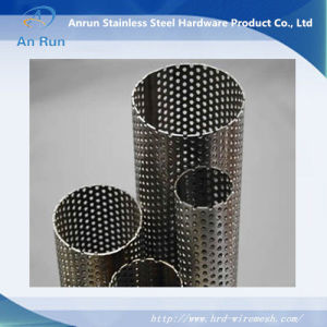 Filter Pipe Made of Perforated Sheet pictures & photos