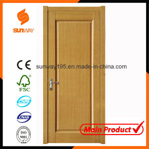 Excellent Quality Wood Bedroom Door with Good Quality pictures & photos