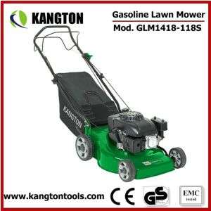 118cc Gasoline Lawn Mower Grass Trimmer (KTG-GLM1418-118S) pictures & photos