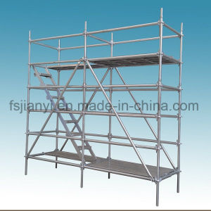 Safety Ladder Scaffolding System for Constrution pictures & photos