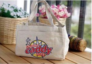 Cotton Picnic Lunch Bag