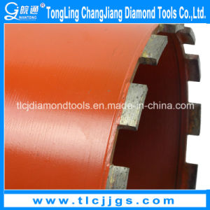 Thin-Walled Diamond Drill Bit for Reinforced Concrete pictures & photos