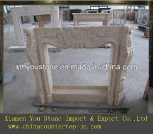 Stone Fireplace (YSF-009)