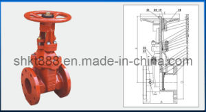FM/UL Approval Gate Valve pictures & photos