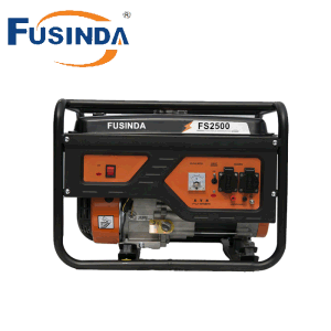 Fusinda High Quality Gasoline Generator with Electric Start Engine pictures & photos