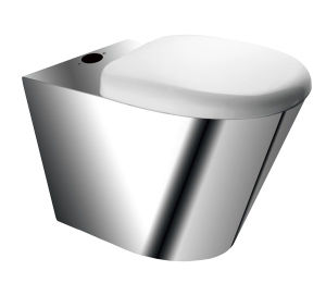 Stainless Steel Toilet (JN49111C) pictures & photos