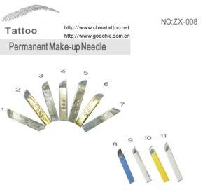 Eyebrow Tattoo Permanent Makeup Blade pictures & photos