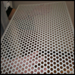 Stainless Steel Punching Steel Hole Mesh pictures & photos