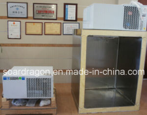 Cold Room with Monoblock Refrigeration Unit pictures & photos