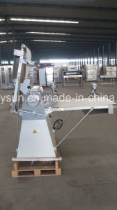 Table Model Bread Machine Toast Slicer Bread Dough Sheeter pictures & photos