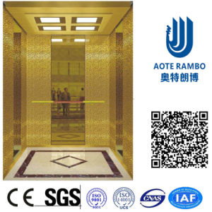 AC Vvvf Gearless Drive Passenger Elevator Without Machine Room (RLS-230) pictures & photos