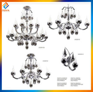 Modern Iron and Aluminum Lighting LED Chandelier Pendant Lamp pictures & photos