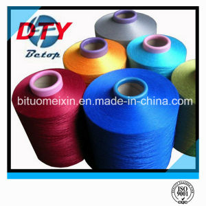 High Quality 100% Polyester DTY Yarn pictures & photos