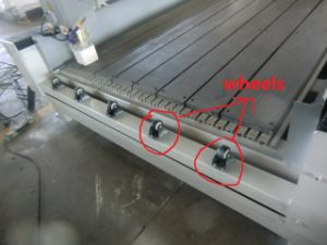 CNC Router Machine for Marble Engraving (XE1224/1325) pictures & photos