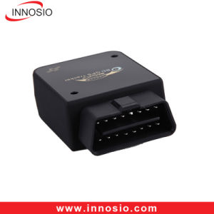 OBD-II Obdii OBD II Plug and Play Vehicle Car GPS Tracker pictures & photos