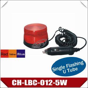 5W Xenon Round U Tube Alarm/Warning Light (CH-WL-LBC-012-5W)