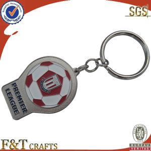 Custom Football Keychain (FTKC1028H) pictures & photos