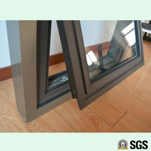 Aluminum Center Hung Windows/Center Pivot Window/Aluminum Windows, Aluminium Window, Window K05005 pictures & photos