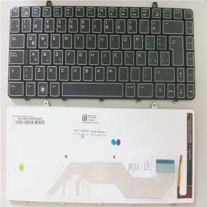 Us Sp La Laptop Keyboard for DELL Alienware M11X R2 R3 pictures & photos