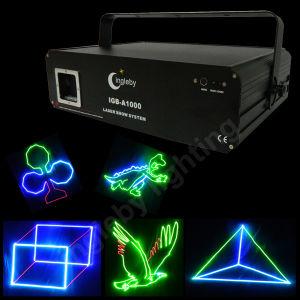 RGB Animation Laser Light Equipment (IGB-A1000)