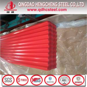 Corrugated Wave Color Metal Roofing Sheet pictures & photos