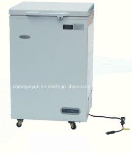 12V 24V DC Compressor Refrigerator 108L pictures & photos