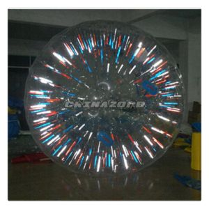 Amazing Beautiful Colorful Inflatable Glow Zorb pictures & photos
