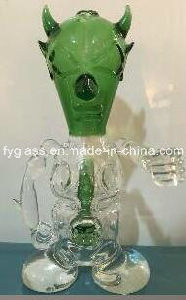 8nch New Skull Glass Fab Egg Oil Rig pictures & photos