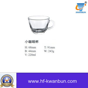 High Quality Glass Mug with Good Price Kb-Hn0858 pictures & photos