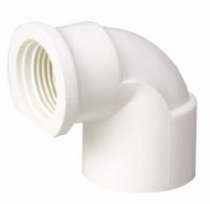 PVC Pipe Fittings for Water Supply Female Elbow (A15) pictures & photos