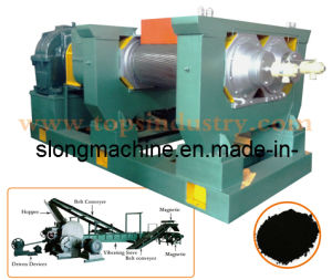Two Rollers Rubber Mill (SLP-500) pictures & photos
