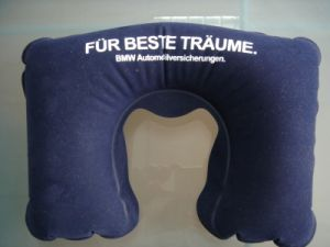 Printed Inflatable Pillow (SSP1002) pictures & photos