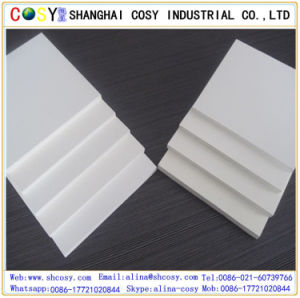 High Quality Advertising PVC Foam Board / PVC Celuka Foam Sheet pictures & photos