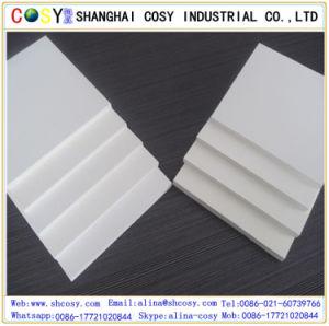 White Furniture PVC Celuka Board/Bathroom Cabinet PVC Foam Board pictures & photos