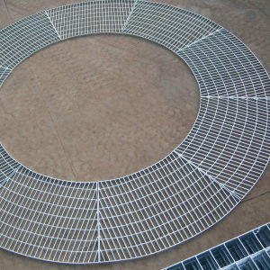 Factory Supply High Quality Anti Slip Steel Grating/Water Drainage pictures & photos