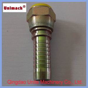 Carbon Steel Standpipe Straight Metric Fittings pictures & photos
