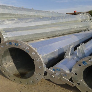 Hot DIP Galvanized Electric Steel Structure Component pictures & photos