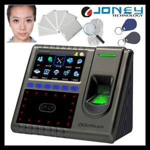 4.3 Inch Touch Keypad Biometric Face Recognition Time Tracking System with Zk Software (iface502) pictures & photos